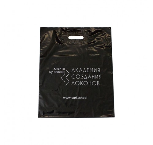 Пакет банан 30x40см, ЧОРНИЙ